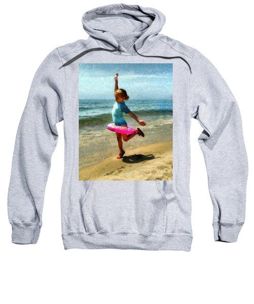 Summertime Girl Sweatshirt