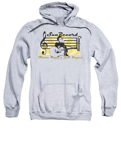 Sun - Sun Record Company Sweatshirt by Brand A