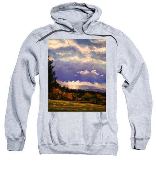 Sunburst At Ridgefield Refuge Sweatshirt