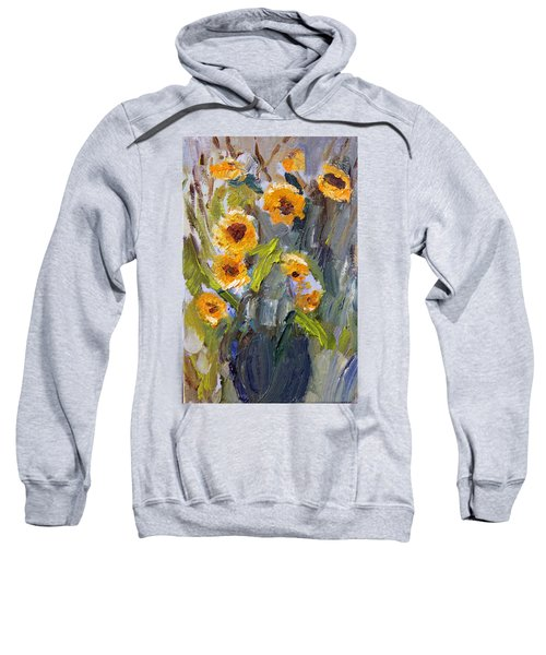 Sunflower Bouquet Sweatshirt