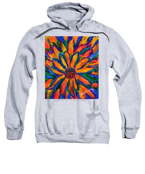 Sunflower Burst Sweatshirt