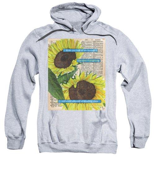 Sunflower Dictionary 2 Sweatshirt