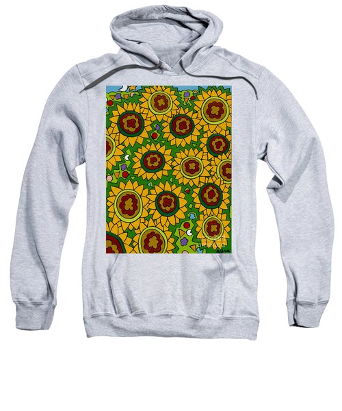 Sunflowers 2 Sweatshirt