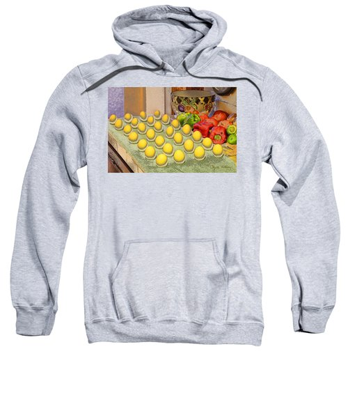 Sunny Side Up Sweatshirt
