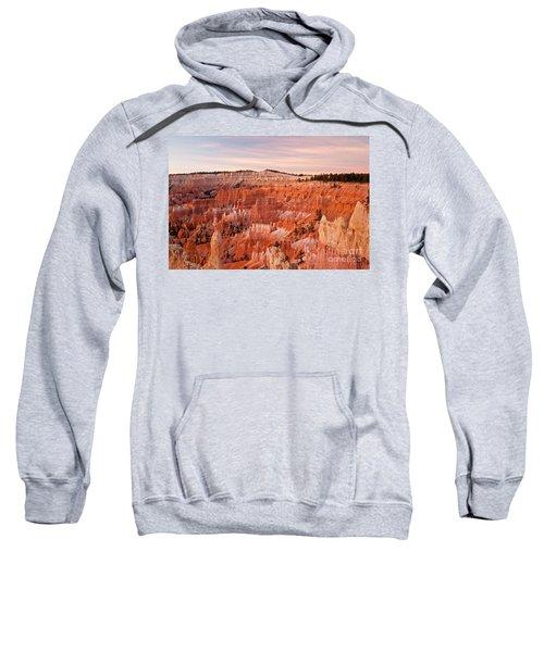 Sunrise At Sunset Point Bryce Canyon National Park Sweatshirt