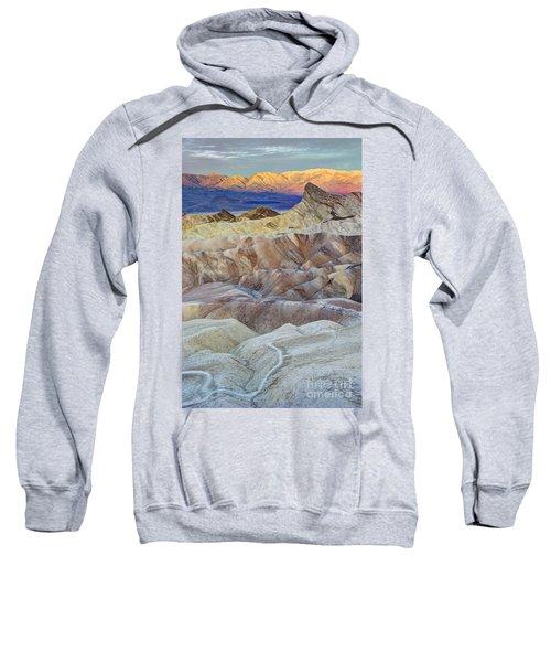 Sunrise In Death Valley Sweatshirt