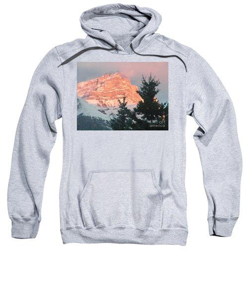 Sunrise On The Mountain Sweatshirt