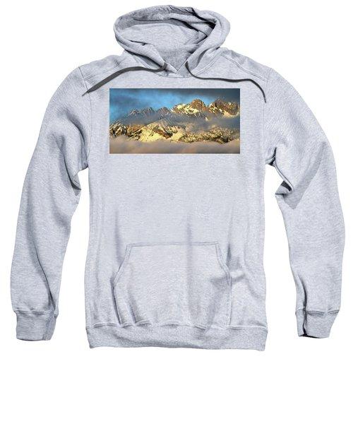 Sunrise On Thompson Peak Sweatshirt