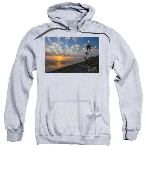 Sunset At Alibag, Alibag, 2007 Sweatshirt