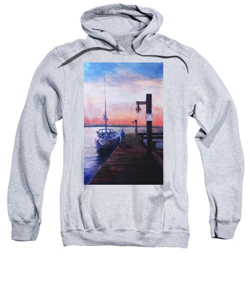 Sunset At Rocky Point Sweatshirt