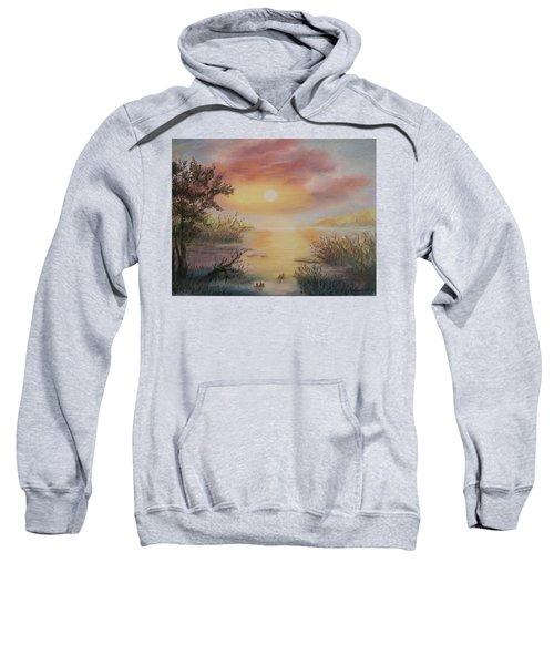 Sunset By The Lake Sweatshirt