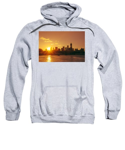 Sunset - New York City Sweatshirt