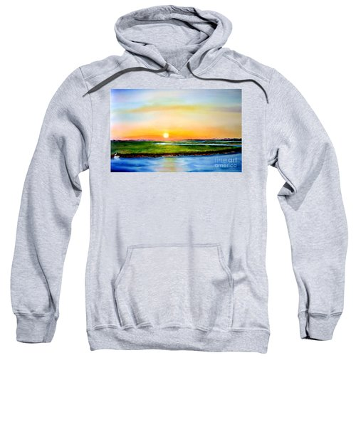 Sunset On The Marsh Sweatshirt