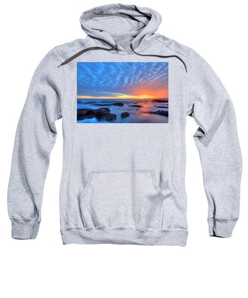 Sunset Reflections Newport Beach Sweatshirt