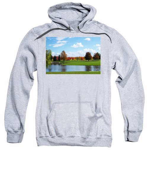 Sunshine On A Country Estate Sweatshirt