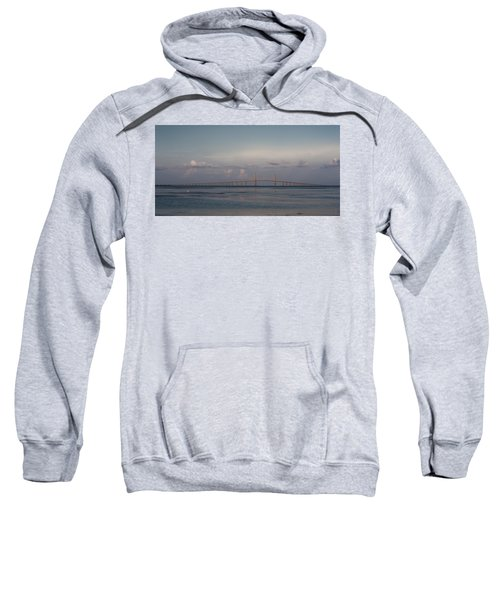 Sunshine Skyway Bridge Sweatshirt