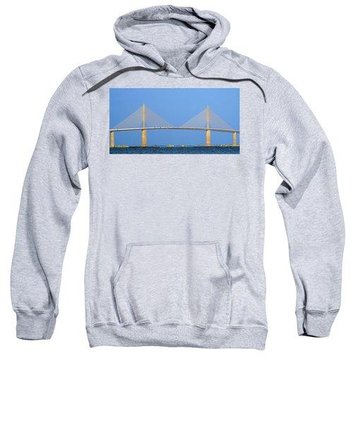 Sunshine Skyway Panorama Sweatshirt