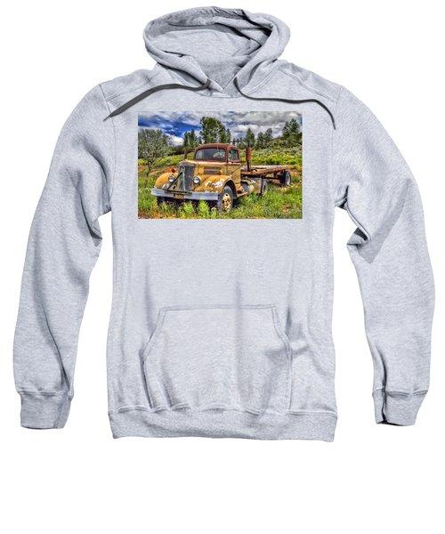 Super Power At A Standstill Sweatshirt