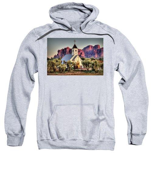 Superstitious Faith Sweatshirt