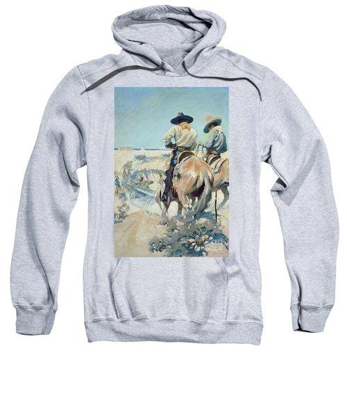 Supply Wagons Sweatshirt