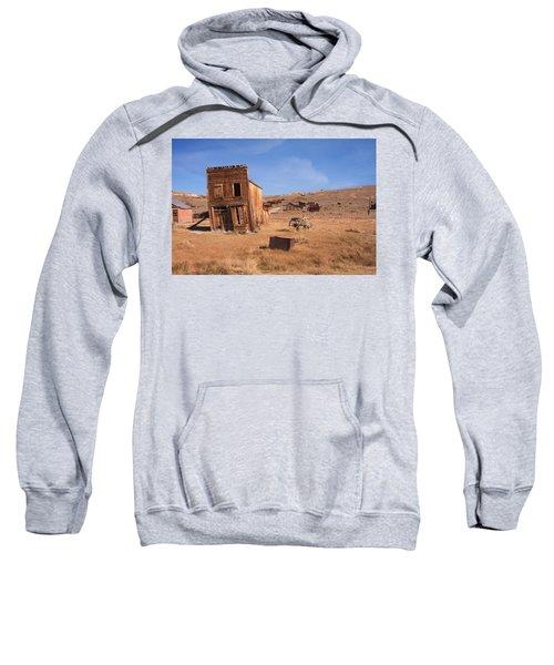 Swazey Hotel Bodie Ghost Town Sweatshirt