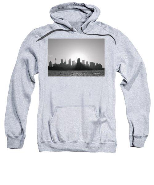 Sydney's Evening B/w Sweatshirt
