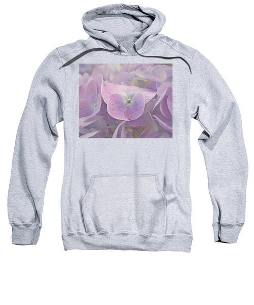 Symphony In Purple Sweatshirt