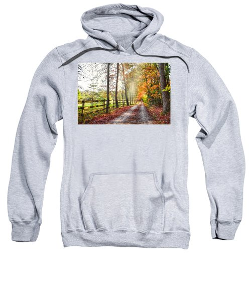 Take The Back Roads Sweatshirt