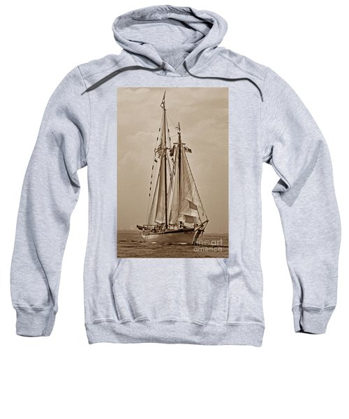Tall Ship Harvey Gamage Sweatshirt
