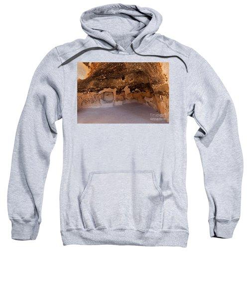 Talus Housefront Room Bandelier National Monument Sweatshirt