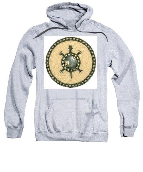 Tan Indian Turtle Sweatshirt