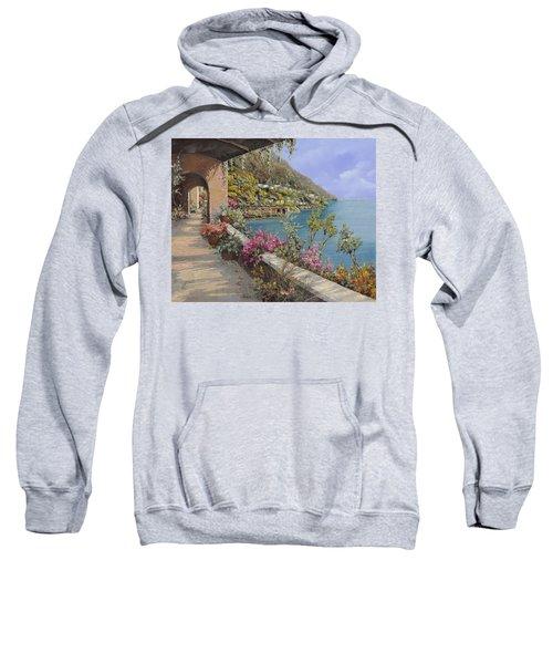 Tanti Fiori Sulla Terrazza Sweatshirt