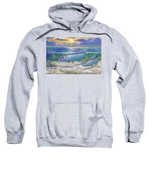 Tarpon Cut In0011 Sweatshirt