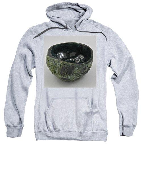Tea Bowl #5 Sweatshirt