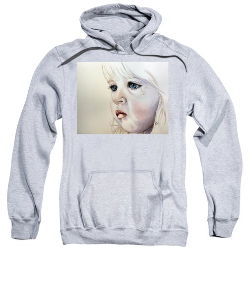 Tear Stains Sweatshirt