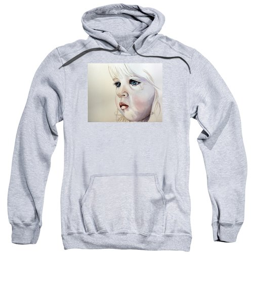 Tear Stains Sweatshirt