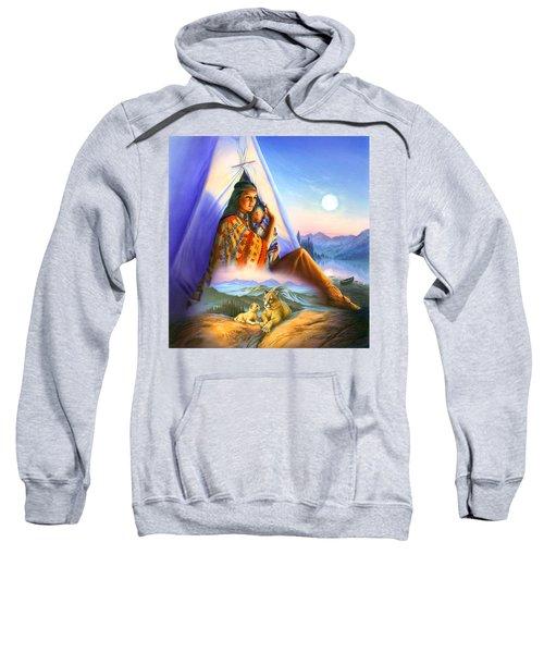 Teepee Of Dreams Sweatshirt