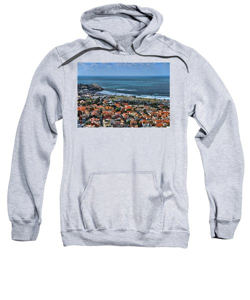 Tel Aviv Spring Time Sweatshirt
