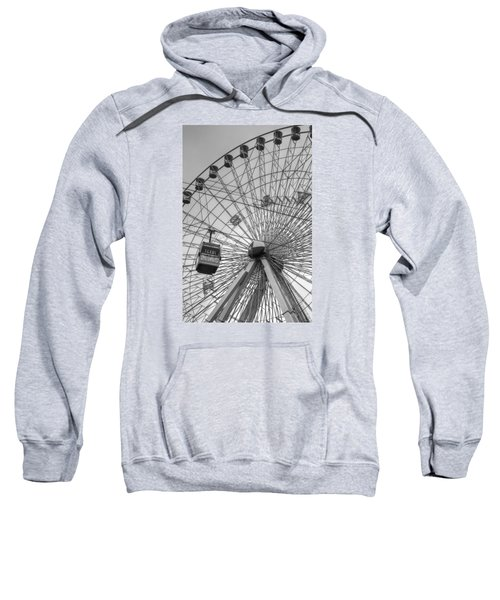 Texas Star Ferris Wheel Sweatshirt