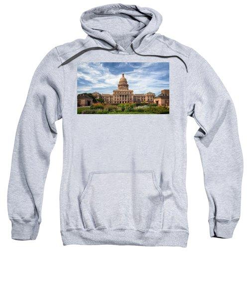Texas State Capitol II Sweatshirt