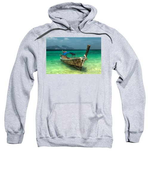 Thai Boat  Sweatshirt