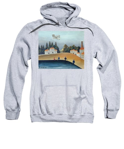 The Anglers, C.1908-09 Oil On Canvas Also See 309520 Sweatshirt