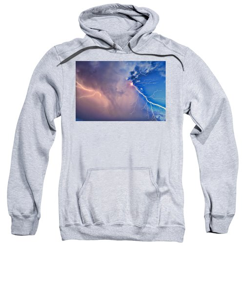 The Arrival Of Zeus Sweatshirt