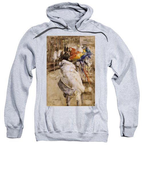 The Aviary, Clifton, 1888 Sweatshirt