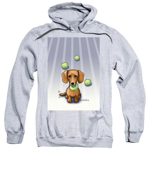 The Ball Catcher Sweatshirt