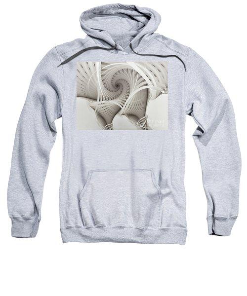 The Beauty Of Math-fractal Art Sweatshirt