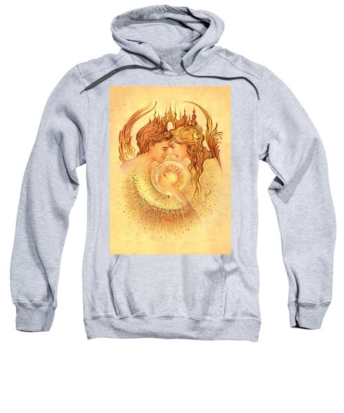 The Beginning Sweatshirt