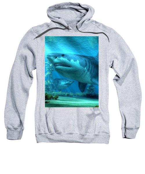 The Biggest Shark Sweatshirt