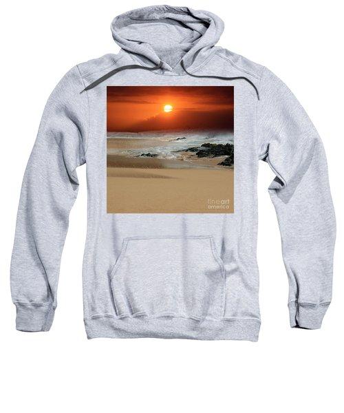 The Birth Of The Island Sweatshirt