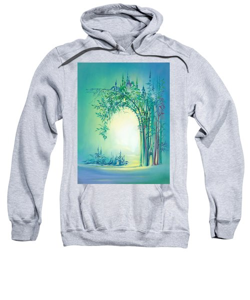 The Boundary Bush Sweatshirt